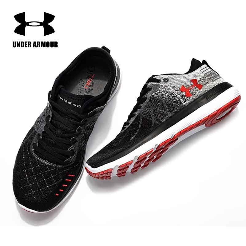 Under Armour Thread Fortis 3 Mens Running Shoes sock sneakers Zapatillas Hombre Deportiva mens winter Knitted Athletic Shoes