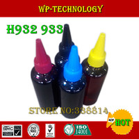 [Dye based]High speed Compatible ink specialized suit for HP932 HP933 cartridge,High quality,UV resistant,High speed.
