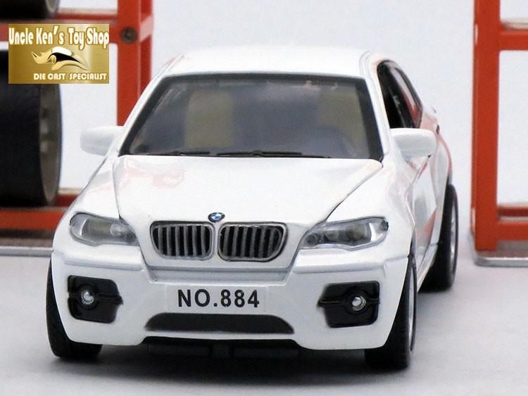 BMW X6 MODEL CAR