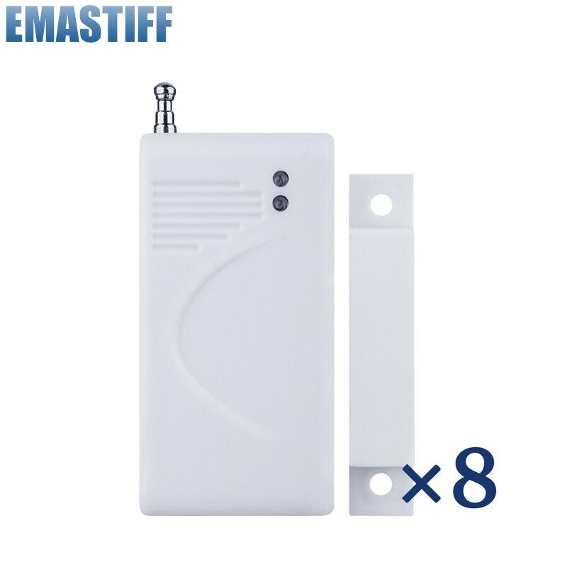 bilder für 2016 neues Verkaufendes Freies Verschiffen Drahtlose Tür Fenster Sensor Für GSM Alarm System Erkennen Fenster Öffnen und Schließen