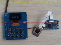 Fingerprint lock circuit board Control circuit board K207|ABS Sensor| |  -