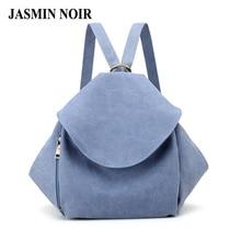 Mode Doppelfunktion Frauen Rucksack Weiblichen Leinwand Packsack Marke Entwickelt Hohe Kapazität Reisetasche Über Schulter Schultasche
