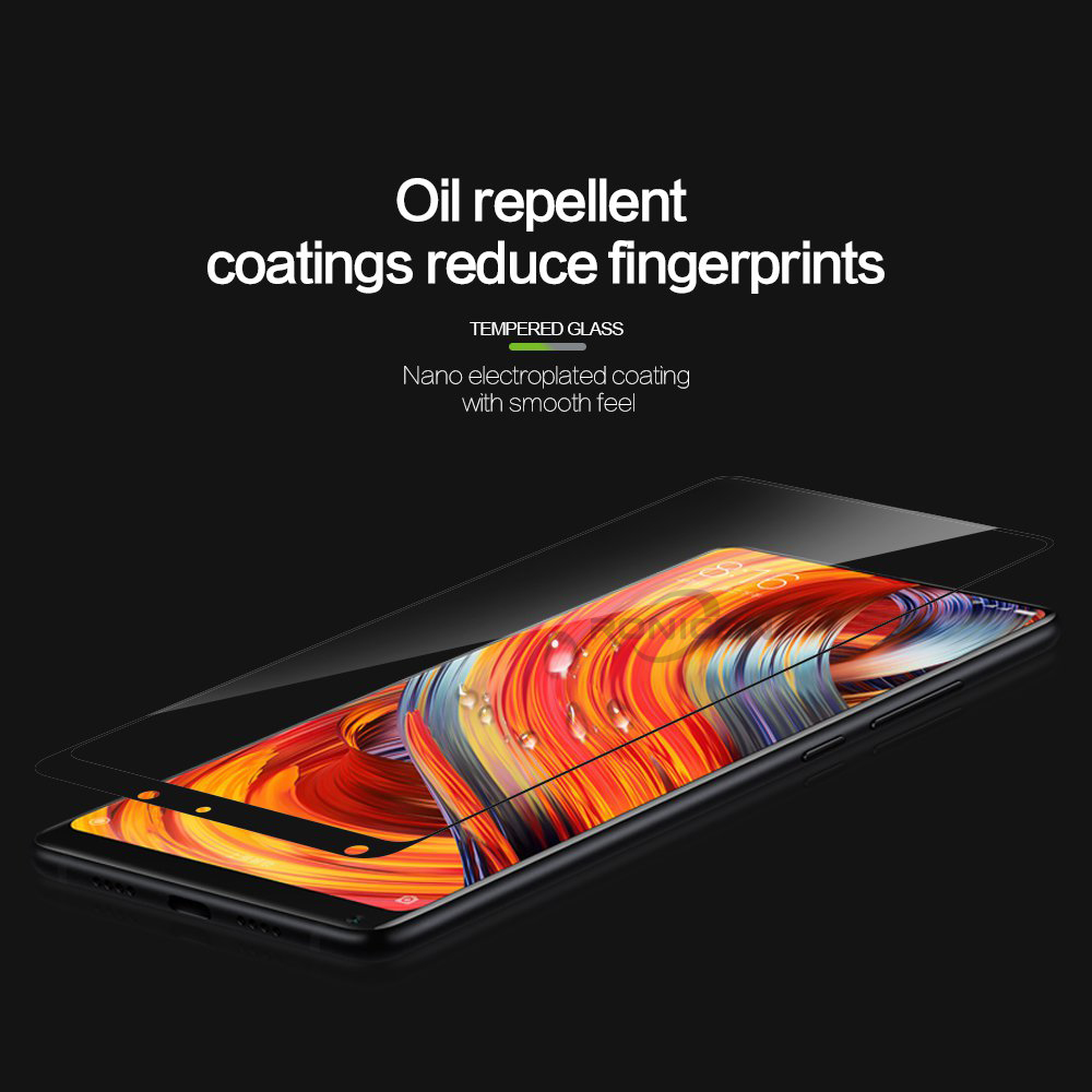 """Image 4 - Xiaomi Mi Mix 2 Glass Full Cover Tempered Glass For Xiaomi Mi Mix 2S 5.99"""" Screen Protector for Xiomi Mix 2s Protective Glass-in Phone Screen Protectors from Cellphones & Telecommunications"""