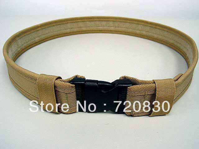 Combat BDU Airsoft 1.5 Duty Belt Coyote Brown Olive drab ...