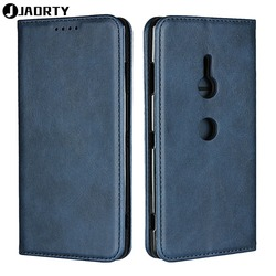 На Алиэкспресс купить чехол для смартфона jaorty case on for coque sony xperia xz3 cover for sony xperia xz3 case luxury leather wallet magnet flip stand cases