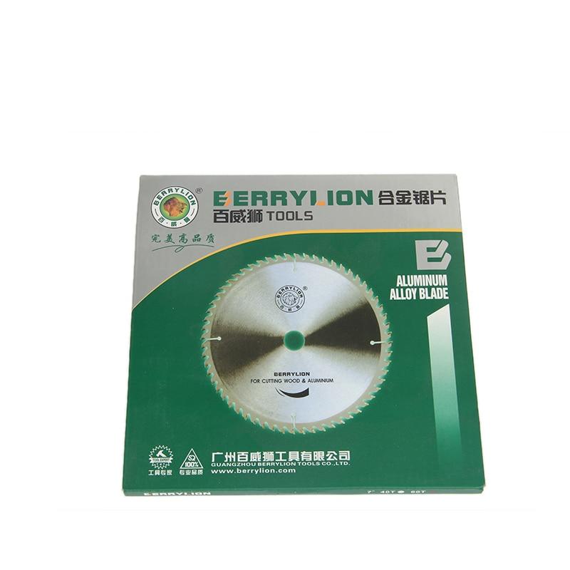 Hoja de sierra circular de aleación de acero de 4 '' / 110 mm 30 - Hojas de sierra - foto 6