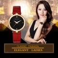 SANDA Wrist Watches Women Lady Brand Luxury Famous Golden Quartz Watch Female Clock Relogio Feminino dourado Montre Femme