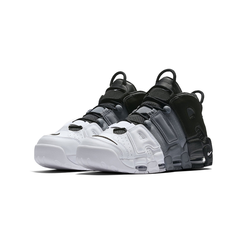eb4012962 Nike Air More Uptempo Tri Color Men's Breathable Original New Arrival  Authentic Basketball Shoes Sports Sneakers 921948 002-in Basketball Shoes  from Sports ...