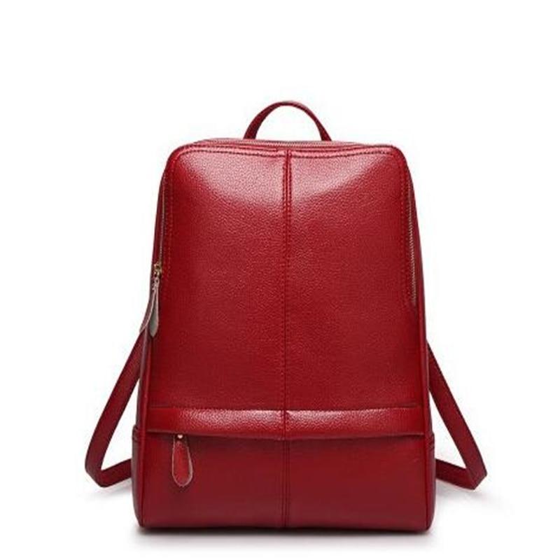 2017 New Shoulder Bag Female Korean Leather Shoulder Bag Embossed Zipper College Wind Backpack Trend Line Free Shipping все цены