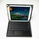 TouchPad teclado Bluetooth caso para Huawei MediaPad M5 Lite 10,1 BAH2 L09/W19 DL AL09 tablet pc para Huawei M5 Lite teclado