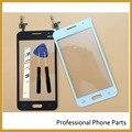 """4.5 """"мобильный Телефон С Сенсорной Панелью Для Samsung Galaxy Core 2 II SM-G355H G355 Сенсорный Экран Дигитайзер Датчик С 3 М Клея, черный/Белый"""