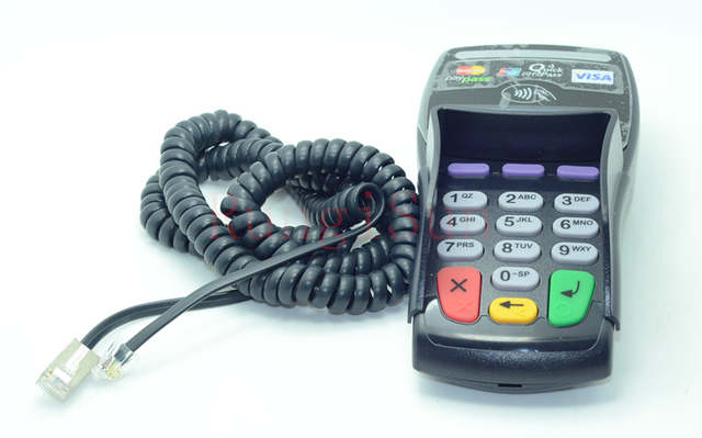 Detail Feedback Questions about Brand New Verifone PP1000SE