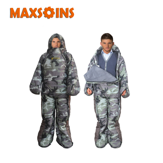Maxsoins Sleeping Bag Camping Selk