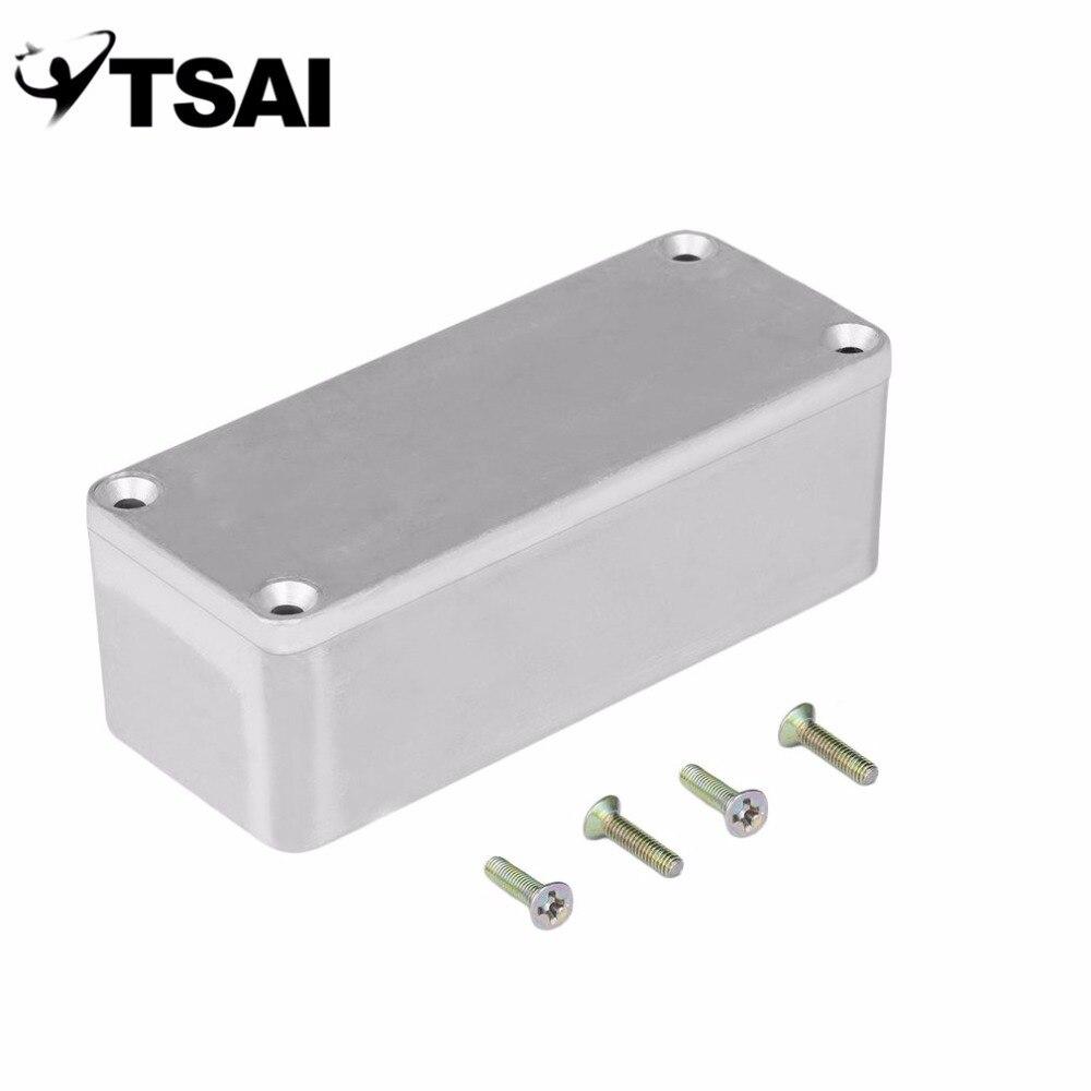 f6d36e4e05 TSAI 1590A/1590B/1590BB Aluminum Stomp Box Effects Pedal Enclosure For Guitar  Effect Case Holder Musical Instruments 3 Size-in Guitar Parts & Accessories  ...