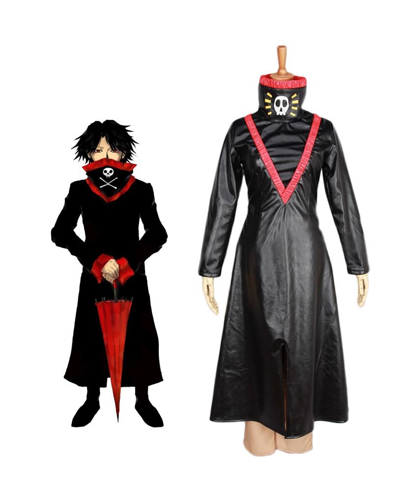 Hunter X Hunter Feitan Cosplay Costume Tailor Made