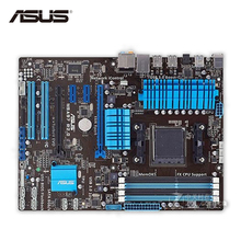 Asus M5A97 R2.0 Original Utilizado SATA3 Madre de Escritorio 970 Socket AM3 + DDR3 ATX USB2.0