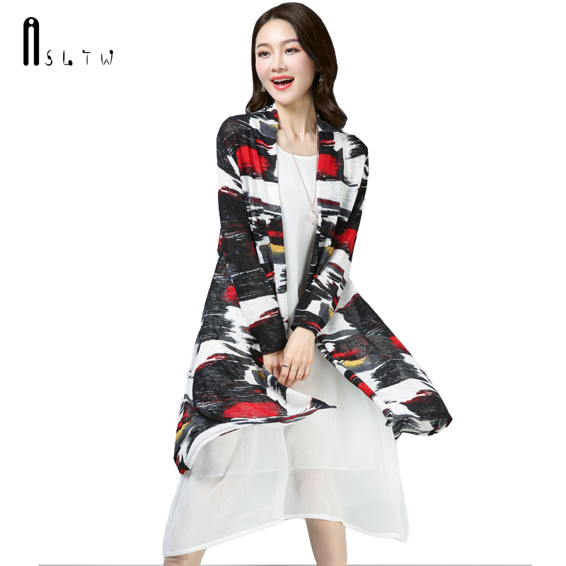 ae343186a3bf Thin knit cardigan sweater thin coat spring ladies short hollow  air-conditioned shirt shawl summer womens ...