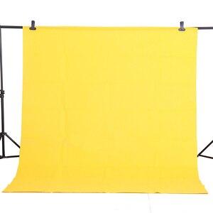 Image 4 - חמה למכירה 1.6 m * 2 m CY/5.2ft 6.5ft * רקע צילום סטודיו רקע לא ארוג 10 צבע חאקי צהוב שחור לבן ירוק ורוד