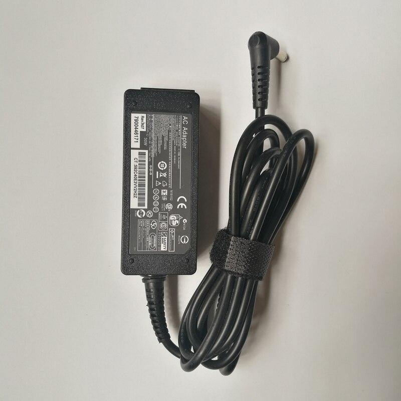 Адаптер переменного тока 19 В 1.75A 5,5*2,5 мм ноутбука Зарядное устройство для Asus X551MA-DS91-CA ADP-33AW AD890326 AD890526 Питание адаптер ...