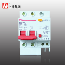 Tak DZ47LE-2P 20A/DZ47LE-63 on C20 low leakage protection/electric shock switch