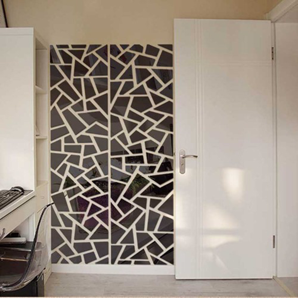 large mirror tiles for walls promotion-shop for promotional large