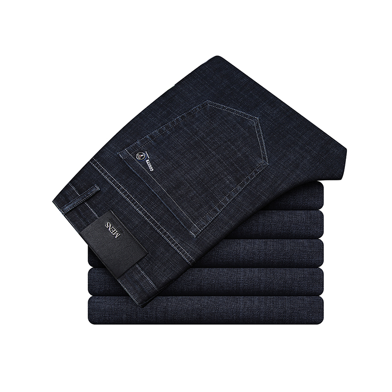 Male   Jeans   Men   Jean   Homme Men'S Classic Vetement Peto Vaquero Hombre Biker Black Pants Denim Calca Masculina Spijkerbroeken