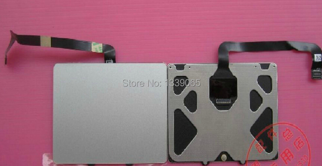 """Probado Touchpad Trackpad con cable para Macbook Pro 15.4 """"A1286 Touchpad trackpad 2009 2010 2011 2012 Año"""