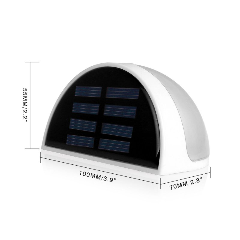 Lâmpadas Solares d' Água 6 led lâmpadas Marca : Ruocln