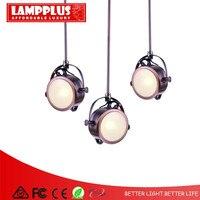 Lampplus Nordic Vintage Retro Decorative indoor spotlight Pendant light Droplight Ceiling lamp iron painted