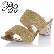2016 new platform lady open toe high heels women sandals summer shoes ladies women's shoes woman gold silver shoes #Y0567308F