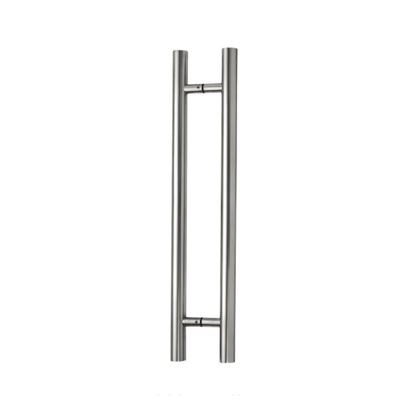 Length 800mm Push Pull Stainless Steel Door Handle For