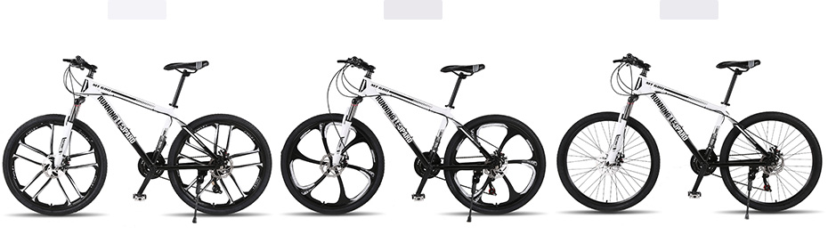Running Leopard mountain bike bicycle 21/24 speed mountain bike suitable for  for men and women students vehicle adultb