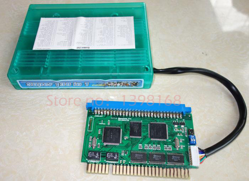 FREE SHIPPING Neo Geo SNK Cartridge Super 138 in 1 Mutli Game PCB Jamma Board horizontal monitor game machine/arcade cabinet free shipping pandora box 4s 815 in 1 jamma mutli game board arcade mutligame pcb vga hdmi signal output for arcade game cabinet