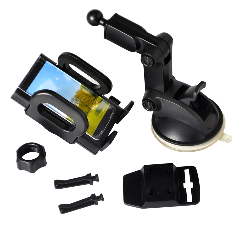 Image 3 - Universal 360 Degree Rotating Car styling Mobile Phone Holder Windshield Suction Cup For IPhone 5s 6s 7 Plus Phones GPS-in Universal Car Bracket from Automobiles & Motorcycles