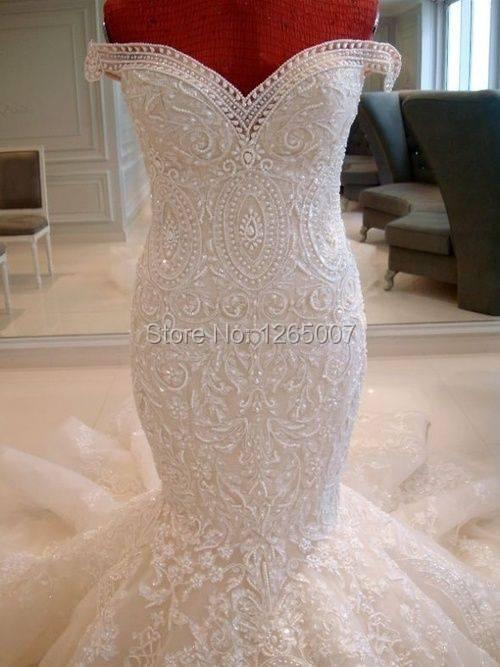 Beautiful Glitter Wedding Dress Contemporary - Styles & Ideas 2018 ...