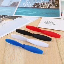 4pcs/set Colorful Blades Propellers Blade for Parrot Minidrone Rolling Spider For Hydrofoil Drone Accessories RC Spare Parts