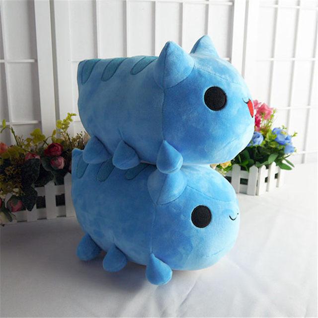 online shop takerlama bugcat capoo cosplay blue cute cat toy stuffed
