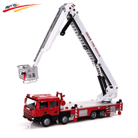 1 50 Crawler Timber Grab Alloy Diecast Model Folding Extended And 3 Sections Telescopic Aerial