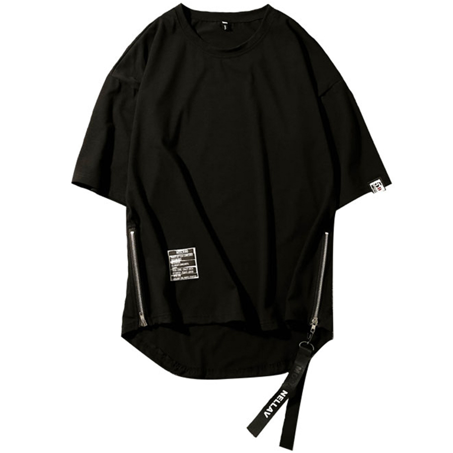 Blanc Drôle Hommes T-shirt Coton 2018 5xl Streetwear Hip Hop Tee Surdimensionné t-shirt Shadowhunters Hommes Vêtements 2018 La Russie 50T0101