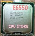 Original lntel E6550 Desktop Core 2 Duo Cpu E6550 2.33GHz 4MB/1333MHz processor LGA 775(working 100% Free Shipping)