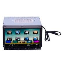Универсальный 3 Г Wi-Fi 7 «2 Din Автомобильный DVD/USB/SD GPS Плеер Bluetooth Радио HD Автомобильные Системы для Всех Автомобилей