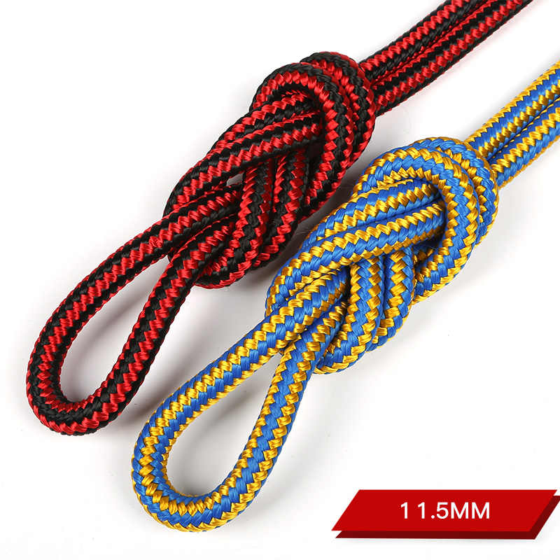 XINDA Escalada Paracord 등산 트리 로프 액세서리 코드 고강도 Paracord Safety Jungle crossing Rope Survival