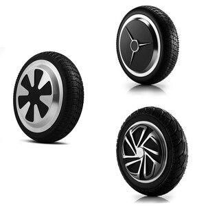 6 Polegada 24 v 36 v 48 v 250 w 350 w blance brushless roda do motor para a tração do motor de carro scooter elétrico dianteiro pneus hub motor