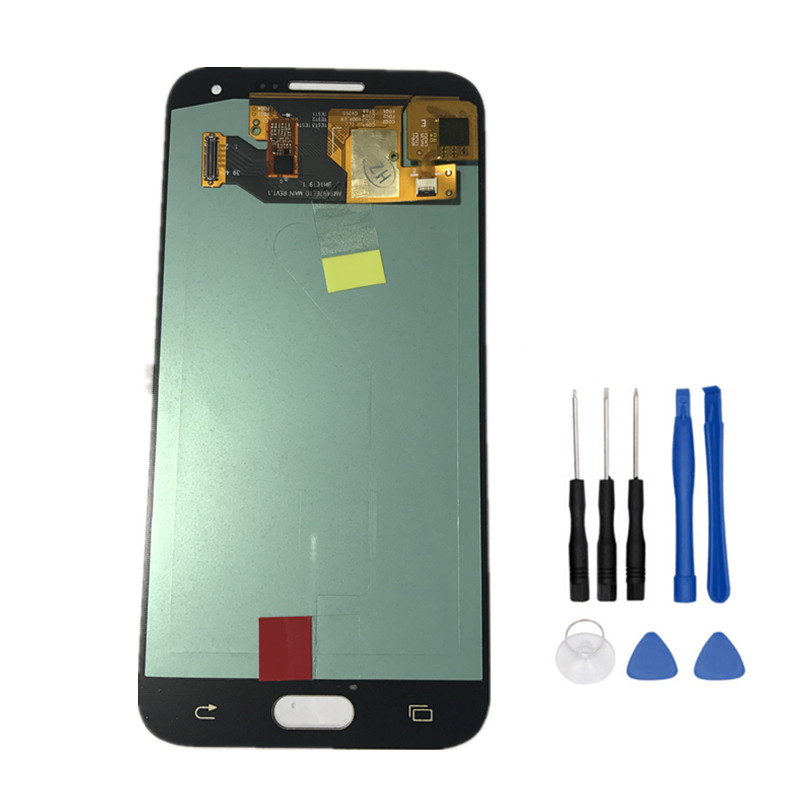 Coreprime 100% Tested AMOLED For Samsung Galaxy E5 E500 E500F E500H E500M LCD Display + Touch Screen Digitizer Assembly+Tools