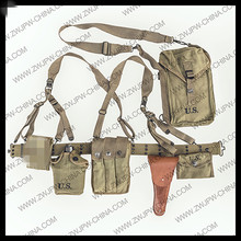 WW2 EE.UU. Thompson Equipos Combinación Táctica Militar EE. UU./501102