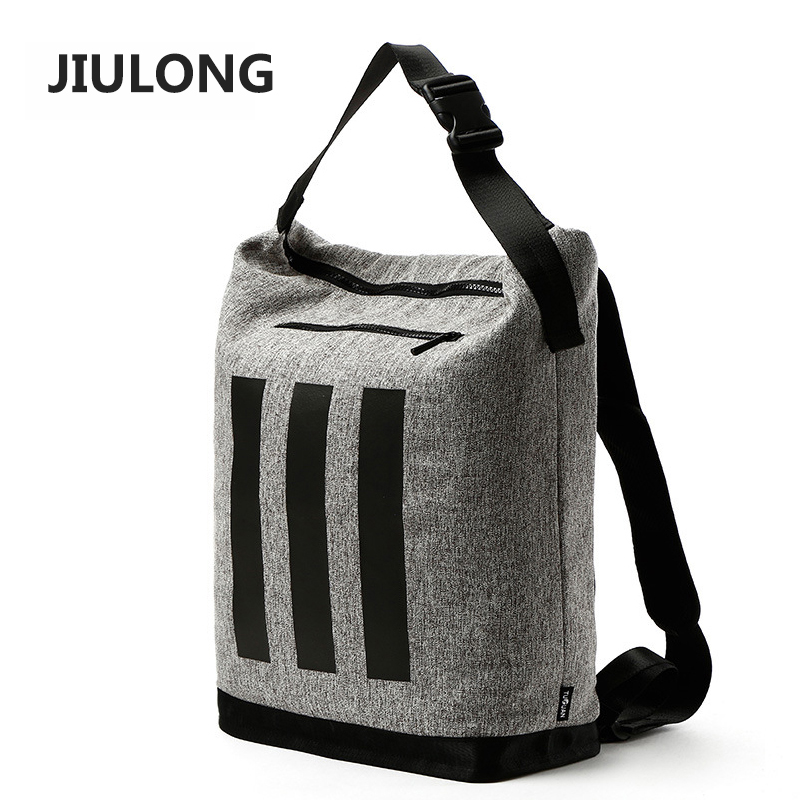 JIULONG Men Male Backpacks bag College Student School Backpack for Teenager 15inch notebook laptop bag Casual Travel bag augur 2018 brand men backpack waterproof 15inch laptop back teenage college dayback larger capacity travel bag pack for male