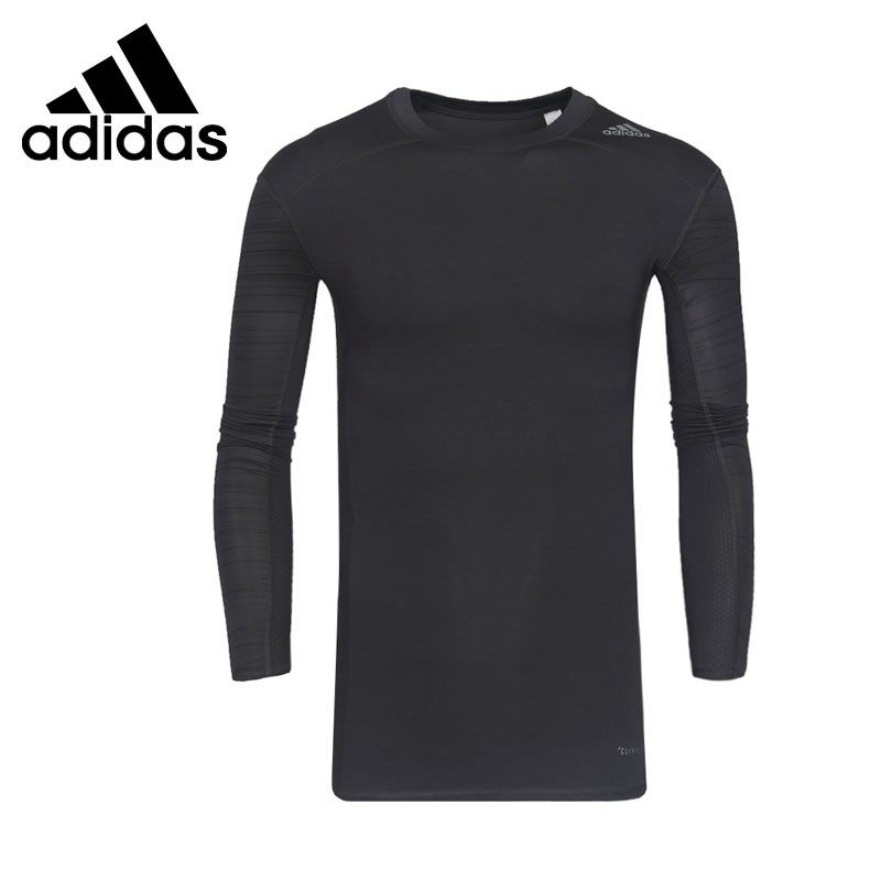 Original New Arrival 2017 Adidas TF TEE LS CL GX Men's T-shirts Long sleeve Sportswear original new arrival 2017 adidas neo label m sw tee men s t shirts short sleeve sportswear
