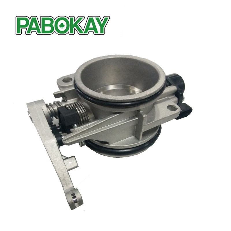 FS Throttle Body With 3 Pin Throttle Postion Sensor 7700102870 7700875435 1161192787R For Renault Megane Clio II 1.6 16V Laguna