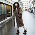 Quality Japan Style Autumn Winter Fashion Ladies Vintage Long Sweater Clothing Harajuku Women Bat Sleeve Loose Cardigan Outwear