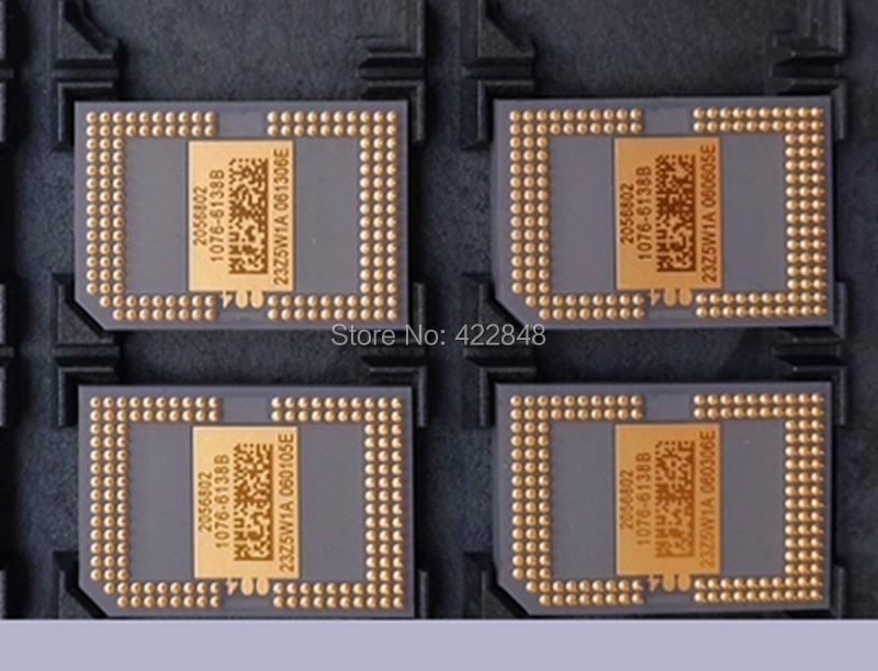 1076-6038B / 1076-6039B DMD Chip for Sharp D300XA Projector dlp projector dmd chip replacement 1280 6038b 1280 6039b for optoma is500 tw631 3d dw318 ew536 projector